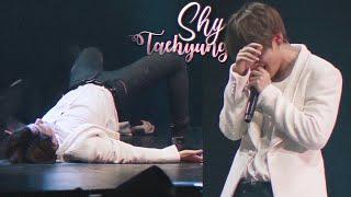 When Jungkook makes Taehyung shy