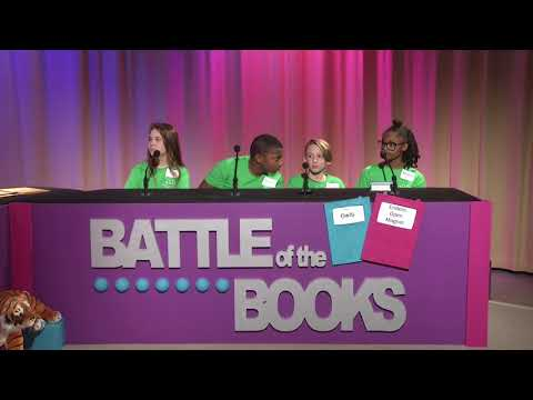 Battle of the Books - January 23, 2018 AM