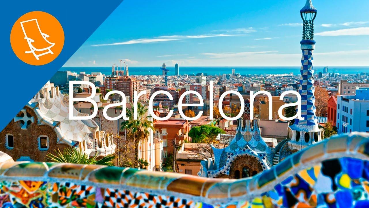 Cidade De Barcelona Centro Cultural Da Europa Youtube