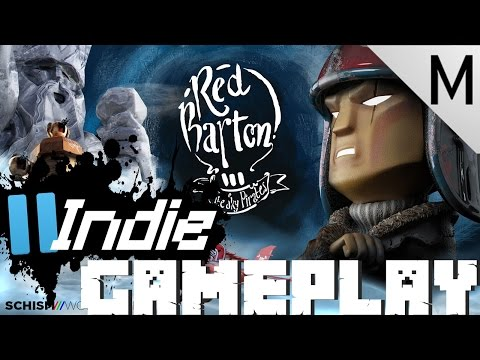 Red Barton and The Sky Pirates Gameplay Only - Pausa Indie |