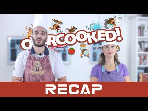 Osmosis Recap - Overcooked