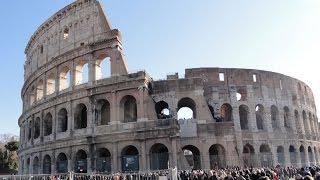 Экскурсия по Риму часть 1 Рим - вечный город.(, 2015-01-06T03:43:57.000Z)