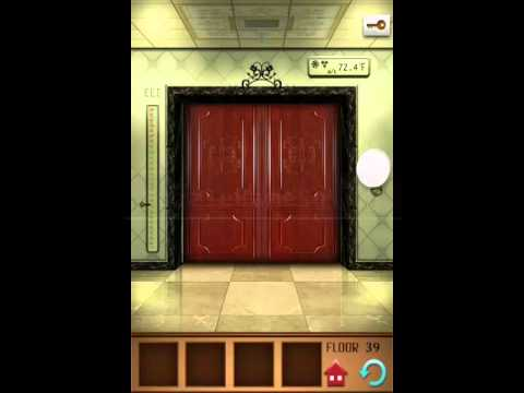 100 Floors Annex Level 39 Walkthrough Guide Youtube