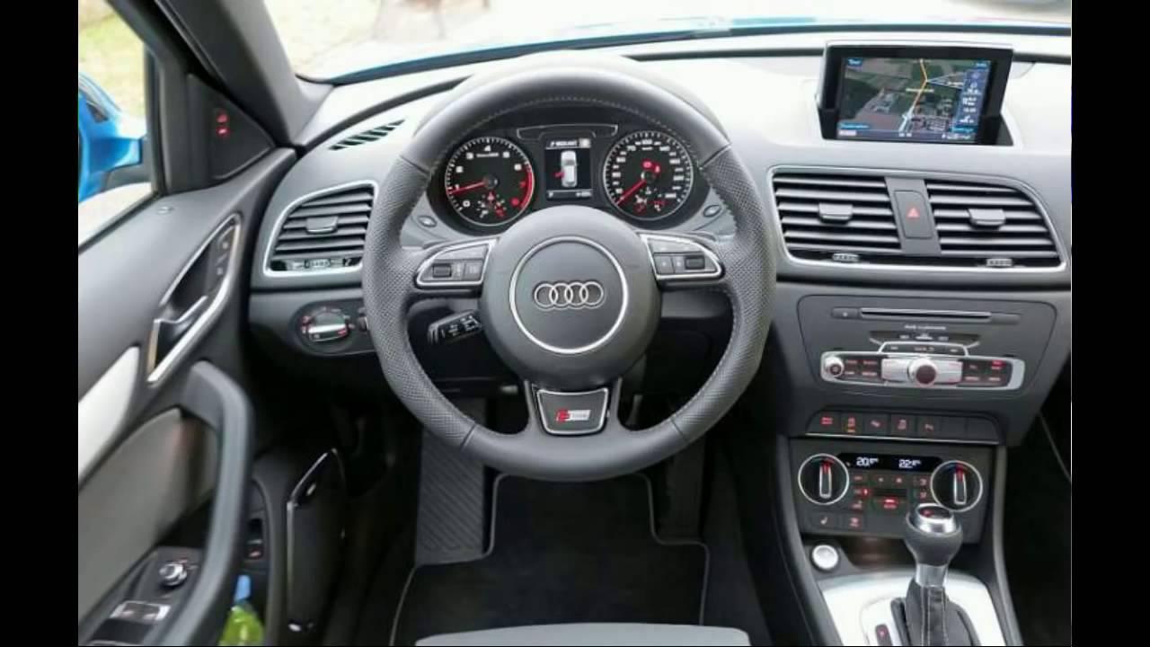 Audi Q3 2017 Interior Photos Brokeasshome Com
