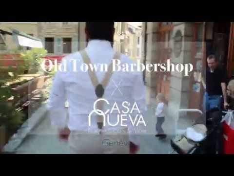 Old Town Barbershop x Casa Nueva - Geneva