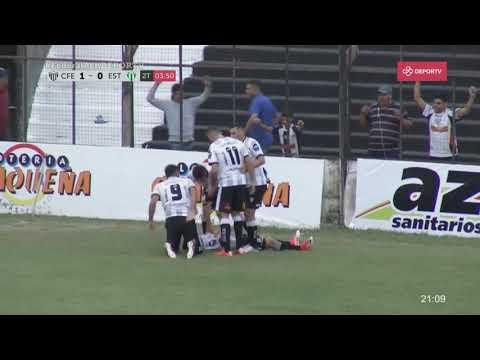 Gol de Chaco for Ever | 1-0 frente a Estudiantes de San Luis - #FederalAenDEPORTV