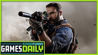 Call of Duty Will Have Battle Pass - Kinda Funny Games Daily 10.18.19