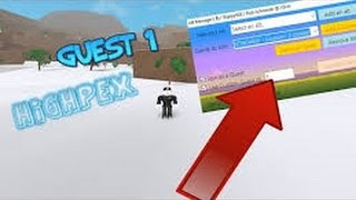 I HACKED INTO GUEST 1'S ACCOUNT ???? ALT MANAGER EXPLOIT!!!   Roblox