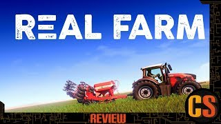 REAL FARM – PS4 REVIEW