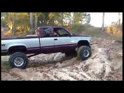 1998 chevy k1500 straight axle youtube. Black Bedroom Furniture Sets. Home Design Ideas