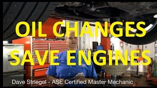 When to get an Oil Change driving in Elizabeth Pa