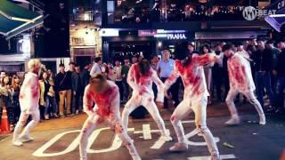Video 에이스(A.C.E) - ZOMBIE Dance Busking in Itaewon download MP3, 3GP, MP4, WEBM, AVI, FLV Juni 2018