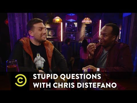 The Stupidest Thing Roy Wood Jr.'s Son Has Ever Done  Stupid Questions with Chris Disteo