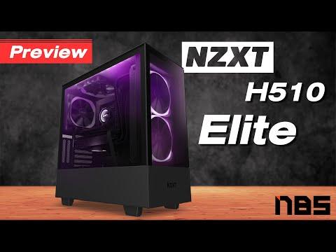 Preview-NZXT H510 Elite ประกอบคอม เคสพรีเมียม กระจกเทมเปอร์ พัดลมไฟ RGB
