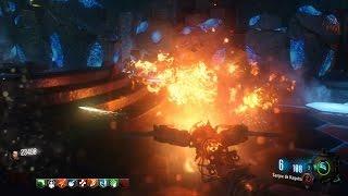 Origins: Como construir y mejorar el Bastón de Fuego! Zombies Chronicles (5to DLC Black ops 3)