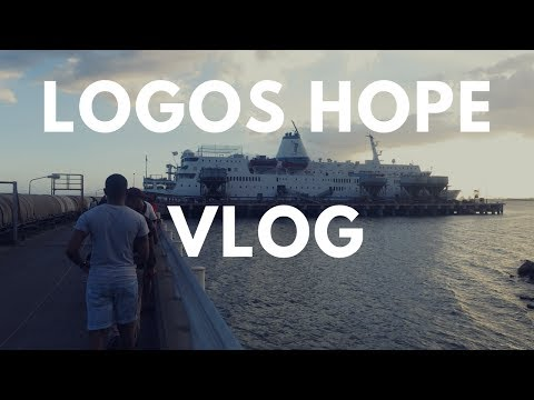 LOGOS HOPE BOOK SHIP | JAMAICA VLOG