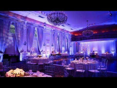 Luxury Wedding DJ - Kelsey & Michael's Wedding w/ DJ Taso - Bellevue Hotel - Philadephia, PA 4.27.18