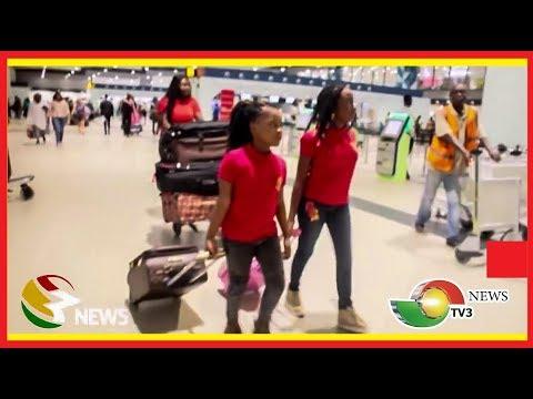 Talented Kidz Winner Nakeeyat Dramani Flies To London For 2 Weeks Tour
