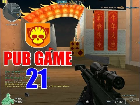 Crossfire Destruction Mode SHANXI BenJunior Pub Game #21
