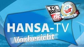 Hansa-TV-Vorbericht vor dem Auswärtsspiel beim FC Rot-Weiß Erfurt