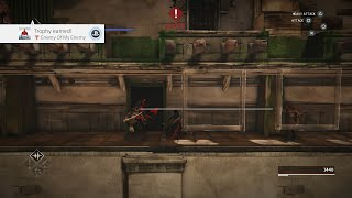 Assassin's Creed Chronicles: China - PS4 - Bonus - I Fear No One & Enemy Of My Enemy Trophies