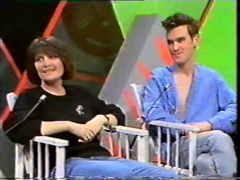 Morrissey & Sandie Shaw  Earsay 1984