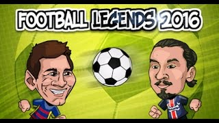 Football Legends 2016 Full Gameplay Walkthrough