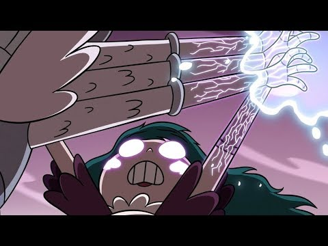 Moon Vs Meteora and Eclipsa Star Vs The Forces of Evil