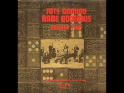 Fats Domino  -  Rare Dominos vol.2  -  [Studio album 21]  -  Liberty / United Artists UAS 12952