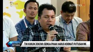 Tim Hukum Jokowi: Semua Pihak Harus Hormati Putusan MK