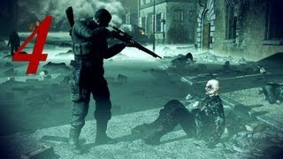 Sniper Elite Nazi Zombie Army Walkthrough Part 4 Sniper Elite