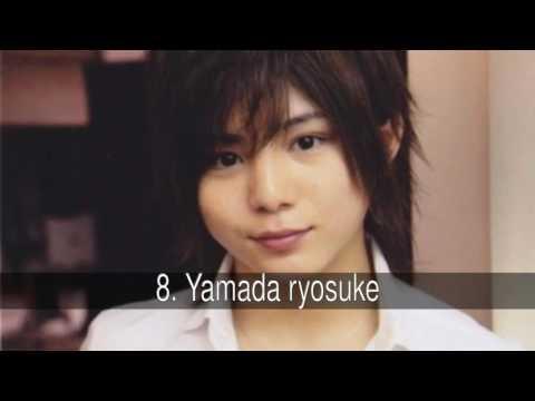 Los actores japoneses más lindos