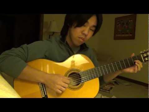 Valentine - Kina Grannis - Fingerstyle Guitar