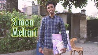 [POM] Simon Mehari / Artist(asylum seeker) / from Eritrea / meet in Egypt