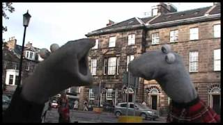 A-Z of the Fringe, N - Scottish Falsetto Sock Puppet Theatre