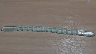 Чётки прозрачные наркоманки(rosary crackhead)
