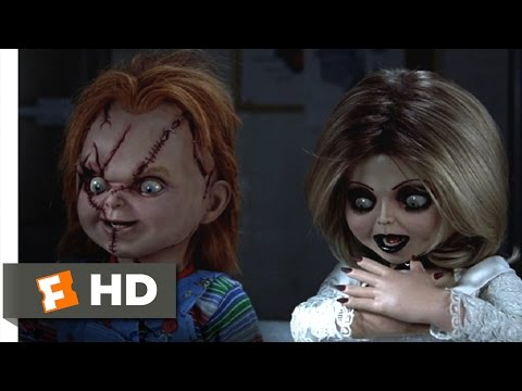 Seed of Chucky (2/9) Movie CLIP - Chucky Meets His Son (2004