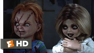 Seed of Chucky (2/9) Movie CLIP - Chucky Meets His Son (2004) HD