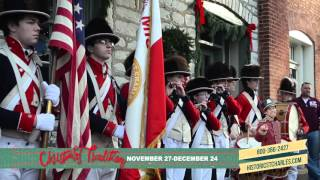 Christmas Traditions 2015 in Saint Charles Missouri