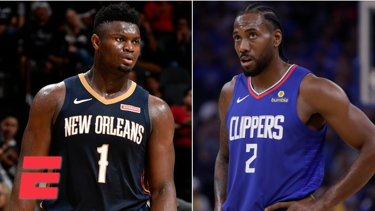 After Drafting Zion Williamson Pelicans Looking To Replicate Clippers Hoop Streams On Espn
