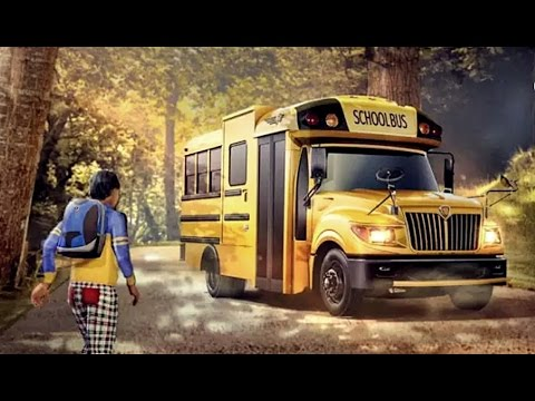 School Bus Driver Coach 2 - Android Gameplay HD
