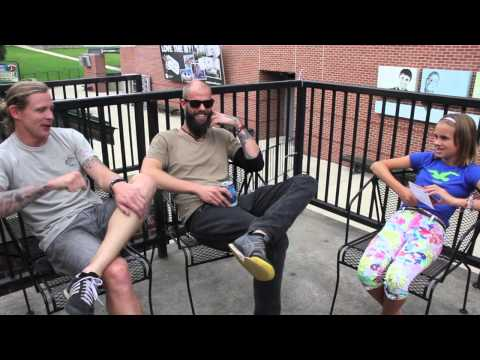 Kids Interview Bands   Baroness