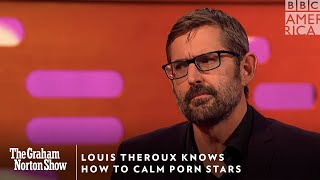 Louis Theroux Knows How To Calm Porn Stars | The Graham Norton Show | Friday at 11pm | BBC America