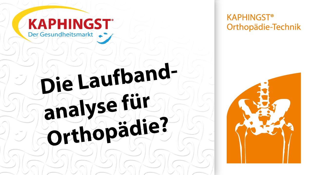 fc2eeeca911c7c Die Laufbandanalyse für Orthopädie. Sanitätshaus Kaphingst GmbH