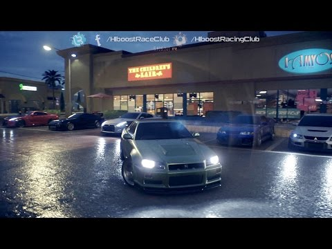 Need For Speed 2015 (XB1) | Import Monster Meet | 1026HP R34 Skyline, Cruise, Highway Racing & More