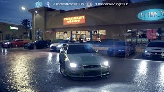 Need For Speed 2015 (XB1)   Import Monster Meet   1026HP R34 Skyline, Cruise, Highway Racing & More
