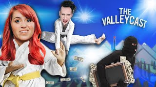 Lee Fought Crime with Marilyn Manson | The Valleycast, Ep. 82