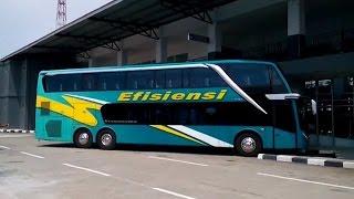 Bus Terbaru Efisiensi Mei 2016