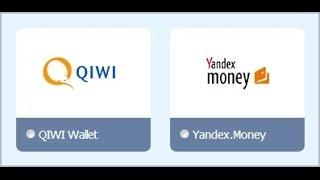 Перевод денег с Qiwi на Yandex Money(, 2016-01-03T20:07:48.000Z)