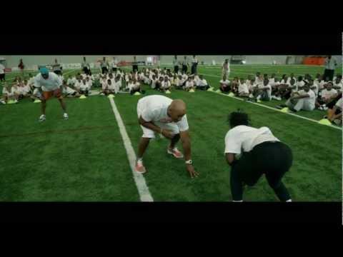 2012 Old Spice Jason Taylor - Reggie Bush Football ProCamp